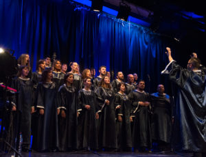 Voice Academy Gospel Choir Concerto Natale 2017 @Latina